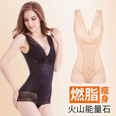 美人计塑身衣正品收腹提臀束腰减肚子连体产后塑型美体超薄瘦身衣