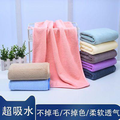 【工厂直销】男女洗脸干发巾强吸水柔软不掉毛成人儿童毛巾