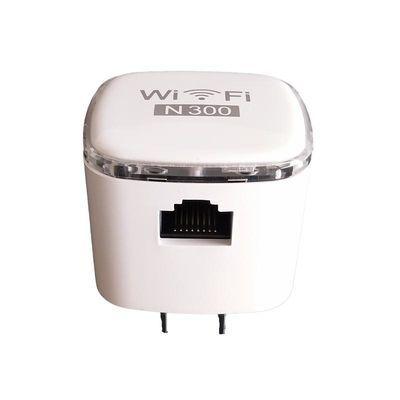 WiFi信号增强器网络放大器手机热点无线转有线AP中继器迷你扩展器