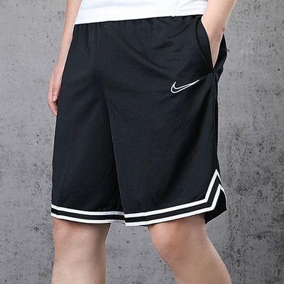 NIKE耐克短裤男裤2020夏季新款运动裤休闲裤篮球五分裤BV9447-010