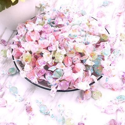 新品浪漫樱花千纸鹤糖果混合口味硬糖休闲零食招待年货小糖果批发