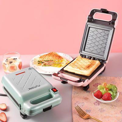 FUNORK三明治机早餐机家用多功能华夫饼面包轻食机神器吐司压烤机