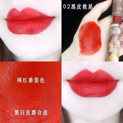 李佳琪推荐唇釉套装女学生款文艺复兴口红套盒小众品牌唇彩礼盒琦