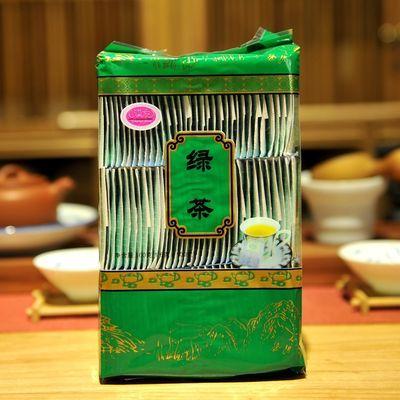2020年新茶叶袋泡茶绿茶宾馆酒店客房散一次性小包袋装便宜绿茶包