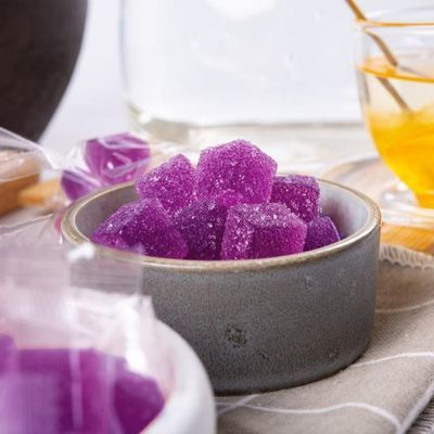 网红芒果软糖水果味软糕独立包装散装芒果糕糖果零食大礼包批发