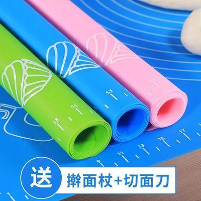 食品级加厚擀面硅胶垫子揉面垫烘培工具套装防滑面板不沾案板家用