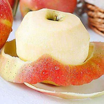 陕西嘎拉苹果水果新鲜整箱当季脆甜晨阳嘎啦早熟非红富士丑苹果