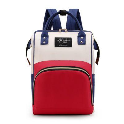 【升级版】妈咪包双肩包妈妈包婴儿包包多功能大容量母婴包待产包