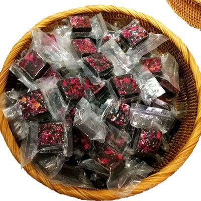 真空包装云南黑糖块大姨妈红糖姜茶纯甘蔗老红糖玫瑰红枣手工黑糖