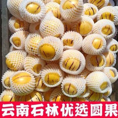 【超好吃】现摘现发云南石林人参果圆果应季新鲜清甜水果整箱批发