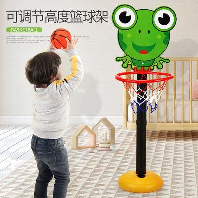 儿童篮球架篮球框室内户外玩具卡通篮球板球球体育玩具男孩3-6岁