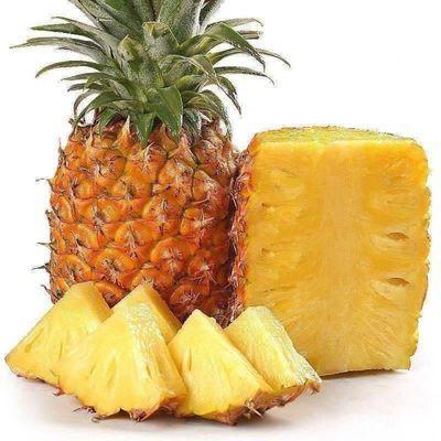【特价】海南金钻凤梨手撕凤梨非菠萝新鲜水果无眼超甜1-10斤包邮