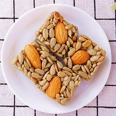 独立包装 巴旦木瓜子仁混合搭配60包30包10包 坚果酥 杏仁酥