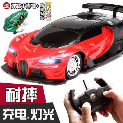 儿童遥控玩具车充电赛车漂移跑车模型小孩礼物男孩汽车玩具遥控车
