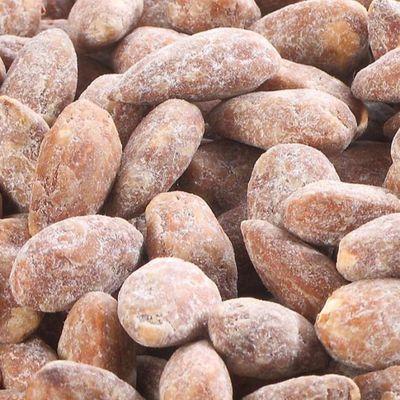 天虹牌巴旦木仁210g袋坚果干果蜂蜜甜杏仁巴坦木零食品批发散装