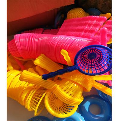 【高档品牌】充气玩具迷你小游泳圈儿童戏水玩具搪胶小黄鸭配件环