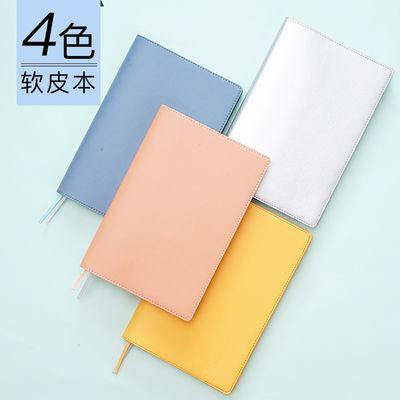 口袋手账本a6可爱笔记本子迷你随身便携小日记本学生a5网红记事本