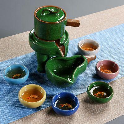 特价陶瓷冰裂釉茶具套装整套功夫茶具泡茶壶茶杯子家用下单送礼盒
