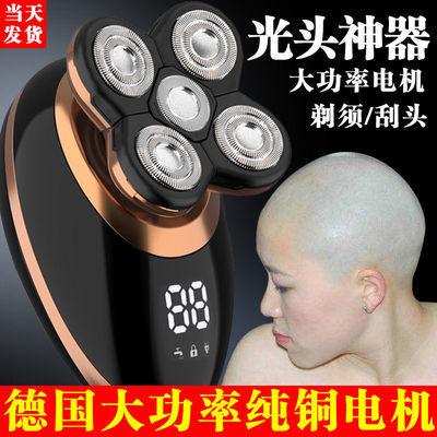 剃头神器光头自刮理发器理光头成人儿童剃头发器剃须刀电动刮胡刀