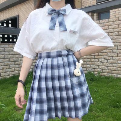 草莓居酒屋|雾霭|现货|正统Jk成品布格裙校供感制服百褶裙
