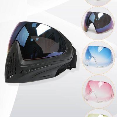 20年新款防护面罩 防尘全脸面具护目镜FM-F0027TBFMA F1单层彩单
