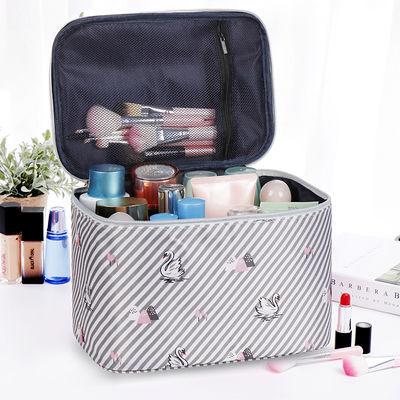 旅行洗漱包防水化妆包便携收纳袋收纳包套装女大容量旅游用品收纳