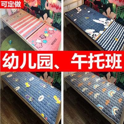 幼儿园午睡床垫 午托班学生床垫婴儿床垫被水洗床褥子【可定做】