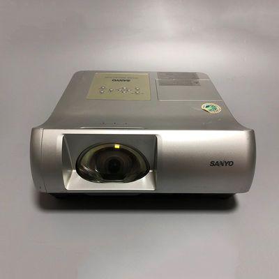 三洋投影仪短焦高清投影机家用