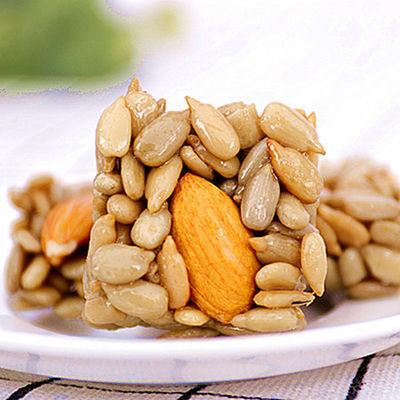 【独立包装】巴旦木瓜子仁混合搭配60包30包10包 坚果酥 杏仁酥