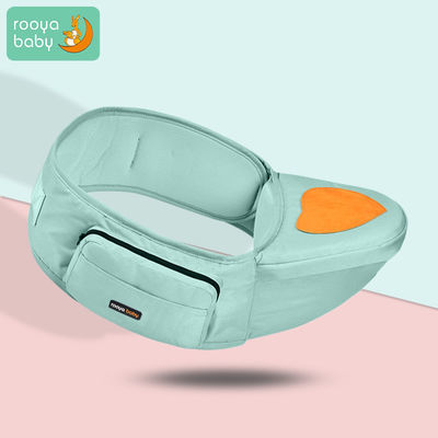 婴儿腰凳宝宝背带新生儿腰凳透气单腰凳小孩抱带前抱式单凳