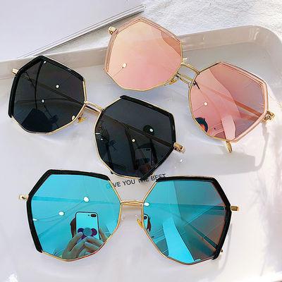 墨镜女韩版网红太阳眼镜女防紫外线眼镜女士眼镜抖音同款男士