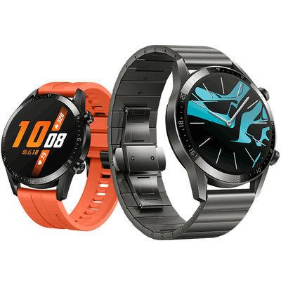 HUAWEI/华为watch gt2 智能手表运动手环46mm 强劲续航支持通话