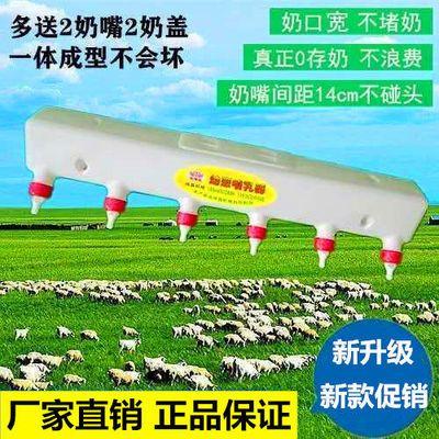 厂家直销7升6奶嘴加厚喂奶器羔羊哺乳器小羊羔奶壶小猪仔猪喂奶瓶