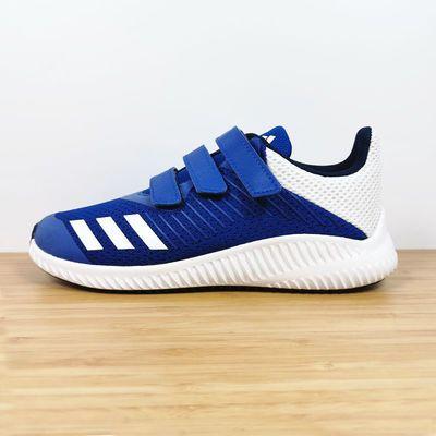 Adidas阿迪达斯童鞋 男女婴童网面舒适透气轻便运动休闲鞋BY2696