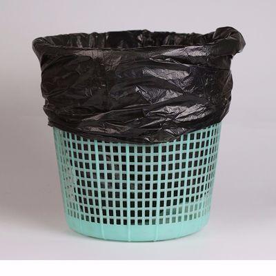 一次性送二圾卷塑料袋批发只卷黑色拉垃圾袋25家用加厚装大号买五