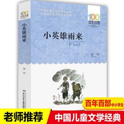 小英雄雨来 暑假读一本好书 百年百部中国儿童文学经典书系