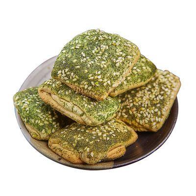奉化千层饼 宁波溪口特产 蒋氏老家千层饼 饼干 海苔味/芝麻味