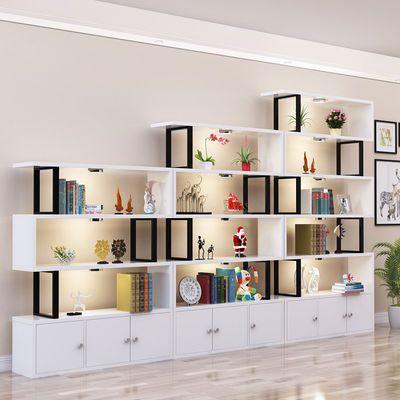 化妆品展示柜展柜展架货架自由组合陈列柜美容美甲产品柜子展示架