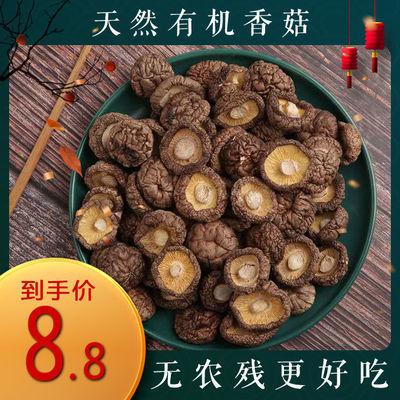 东北特产香菇干货山货野生香菇 干香菇金钱菇包邮