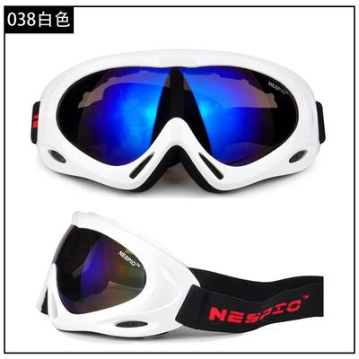 专业滑雪镜防雾滑雪眼镜成人儿童通用男女护目镜登山防风镜单双板