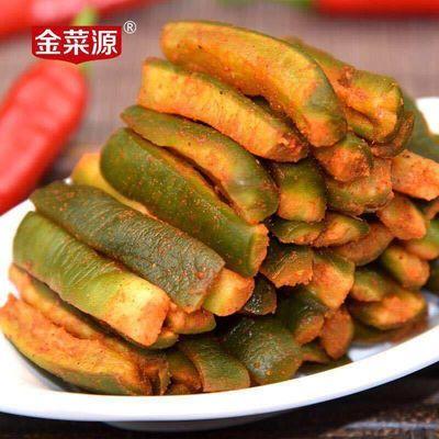 安徽水果萝卜咸菜青萝卜干香辣下饭酱菜500g纯手工腌制五香萝卜条