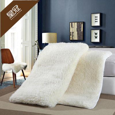 冬天羊毛床垫1.8m床加厚保暖单人宿舍垫0.9双人床褥子1.5米床家用,免费领取13元拼多多优惠券