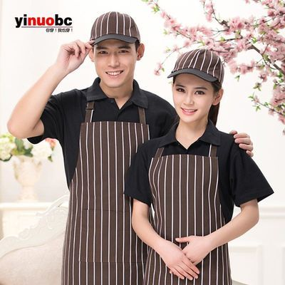 厨师帽贝雷帽男女服务员前进帽鸭舌帽酒店饭店餐厅厨房帽子工作帽
