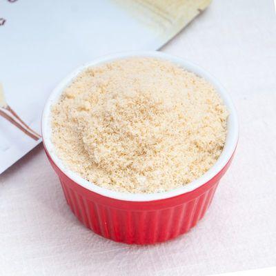 舒可曼扁桃仁粉杏仁粉100g巴旦木粉烘焙牛轧糖饼干蛋糕马卡龙材料