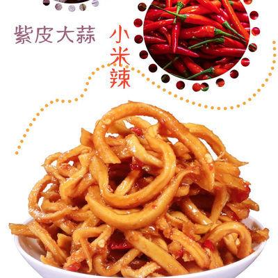 香辣木瓜丝零食广西木瓜酱菜横县特产下饭菜开胃菜咸菜木瓜条罐装