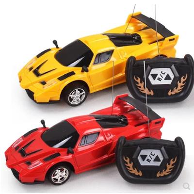 遥控法拉跑车玩具Two-way remote control Fara sports car toy