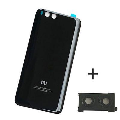 【送礼品】小米6后盖原装手机后壳钢化玻璃电池盖电池玻璃后盖
