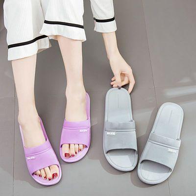【厂家直销】凉拖鞋夏2020新款家居拖鞋男女凉鞋居家洗澡防滑拖鞋