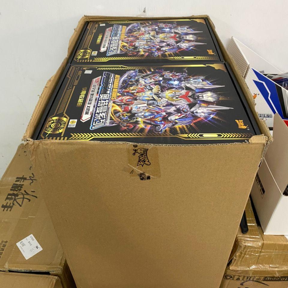54235-卡游 奥特曼卡片收集册豪华版第3弹卡册收藏册大容量拼图满星卡牌-详情图