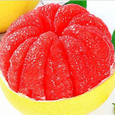 福建平和红心柚子斤新鲜水果包邮当季整箱红肉蜜柚管溪应季柚子